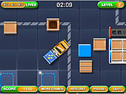 Cargo Space Loader game