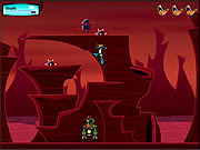 jeu Duck Dodgers Planet 8 from Upper Mars: Mission 3