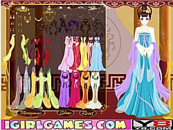 Pretty Tang Princess game