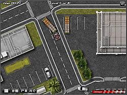 18 Wheels Driver 5 game