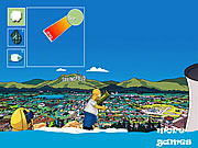 Simpson Battle game
