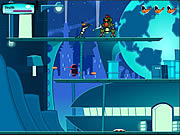 Play Duck dodgers planet 8 from upper mars mission 5 Game