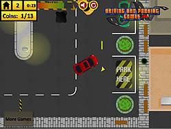 Town Traffic Parking game
