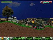 Explosive Race game