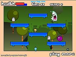 Bubble Pop 2P game