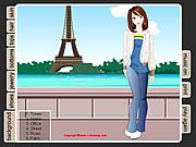 Girl Dressup 17 game