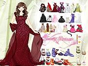 Girls Fancy Dresses game