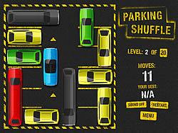 Parking Shuffle game