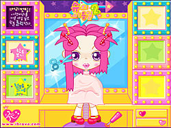 Sue Hair Styling 3 game