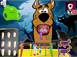 Scooby Perfect Teeth game