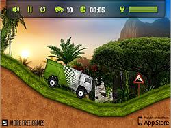 Kamaz Jungle 2 game
