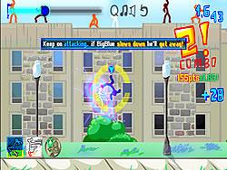 Slush Invaders game