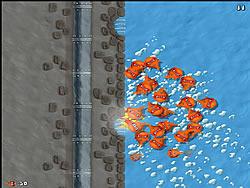 Piranha Chase game