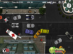 Police Car parking 2 game