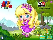 Chibi Cinderella game