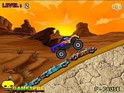 Truck Mayhem game