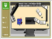 Play Office mini golf Game