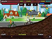 Jerry's BMX Rush game
