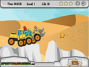 Truck Desert Racing game