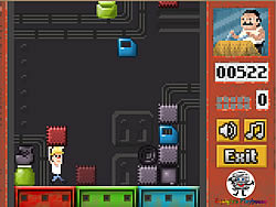Compactor Panic game