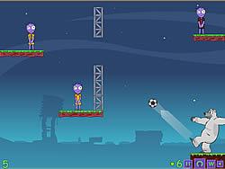 Zomboball game