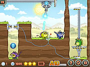 Laser Cannon 3 game