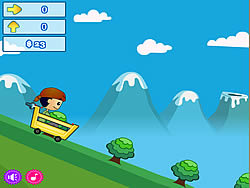 Hand Trucker game