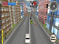 Classic CarRace game