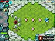 juego Hexagon Planet TD