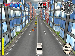 Classic Car Race Game game