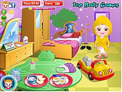 jeu Baby Hazel In Preschool