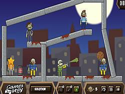 gra Balloons vs Zombies 2