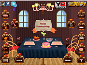 Thanksgiving Celebration Decor game