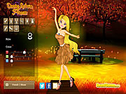 Dancing Autumn Princess game