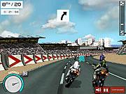 Superbikes Track Stars game