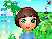 Dora in the Jungle game