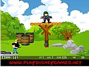 Johnny Bravo Military Adventure game