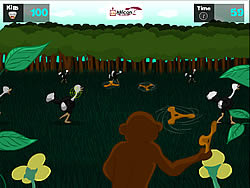 Boomerang Hunter game