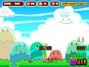 Jogar jogo grátis Super Peach Blast