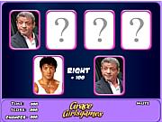 Celebrities Matching game