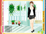 Girl Dressup 30 game