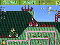 Mario VS Koopa Championship game
