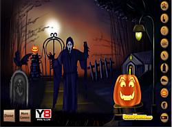 Jucați jocuri gratuite Horror Halloween Night