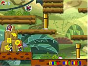 Mario In Animal World game