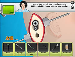 Operate Now: Ear Surgery game