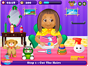 Little Daisy HairCare game