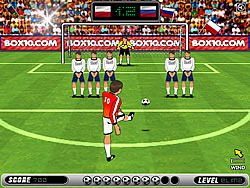 Football Kicks game