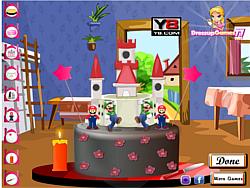 Princess Peach Castle game