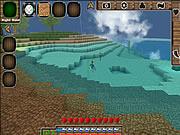 Minecraft Block Story game