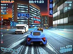 Turbo Racing 3 Shanghai game